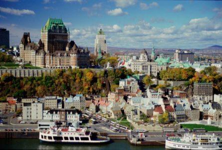 organisation séjour incentive Canada
