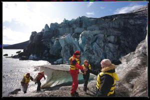 Voyage professionnel récompense Islande