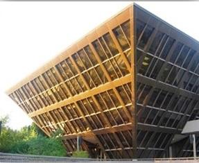 Mission professionnelle sur l'architecture contemporaine