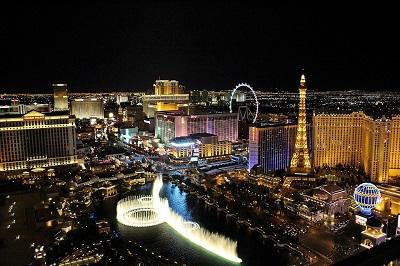 Organisation de vacances à Las Vegas