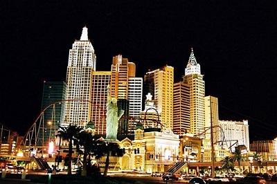 Voyage aux Etats-Unis à Las Vegas