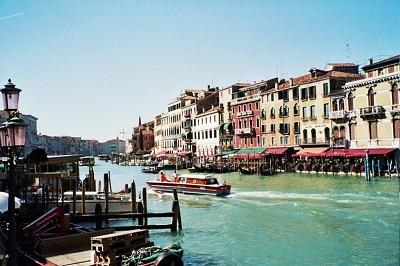 Vacances à Venise, Italie