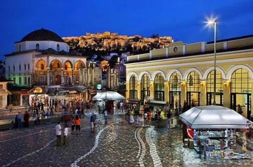 organisation voyage motivation Athènes