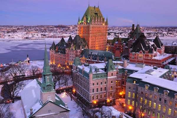 organisation voyage incentive Québec