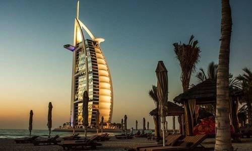Voyage professionnel découverte Dubaï