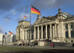 Voyage sur l'architecture de Berlin