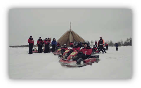 Laponie – Challenge Commercial