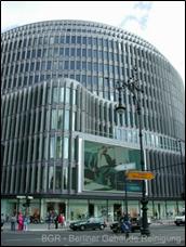 Visite professionnelle et architecture