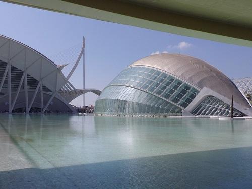 Séjour à Valence, Espagne